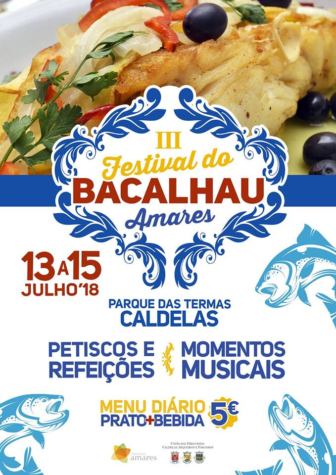 3º Festival do Bacalhau